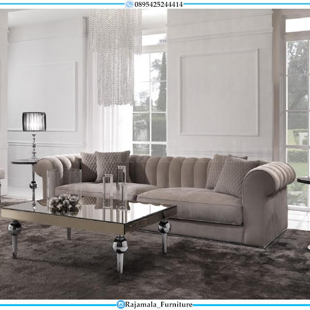 Set Sofa Tamu Minimalis Jepara Terbaru High Quality Item RM-0214