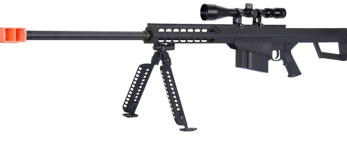 Best Airsoft Sniper Rifle under 100 – Buyer's Guide