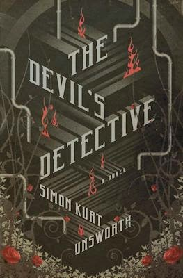 Interview with Simon Kurt Unsworth and Review of The Devil's Detective - March 16, 2015
