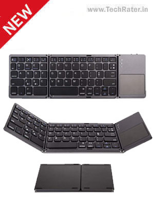 Foldable Bluetooth Keyboard for Computer, Mobile ,Laptop