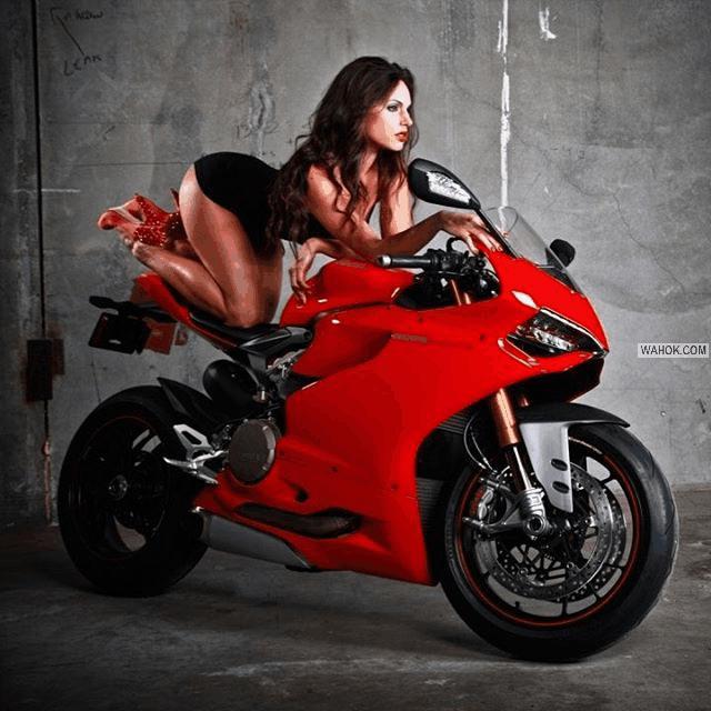 41 Foto Hot Cewek Naik Motor Ninja 250 Dan Harley Davidson Untuk Wallpaper Android