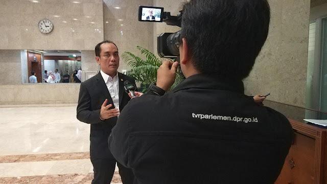 Fauzi Amro Sarankan Pemakaian Aspal Buton Dalam Pembangunan Ibu Kota Baru