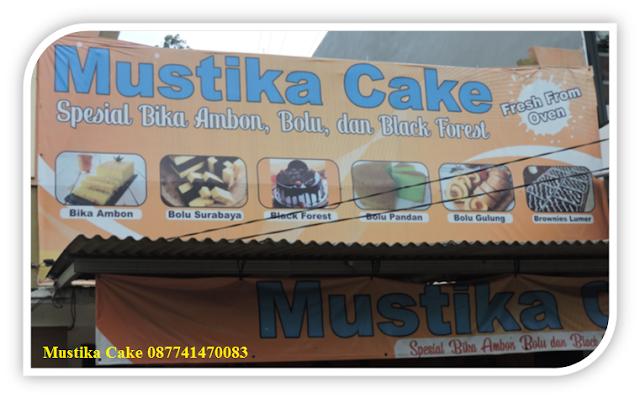 Tempat Jual Kue, Bolu, Ulang Tahun Di Parungpanjang