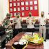 Dandim 0821 : Kerjasama dan Sinergisitas TNI-Polri Diharap Selalu Terjalin Baik dan Mantap