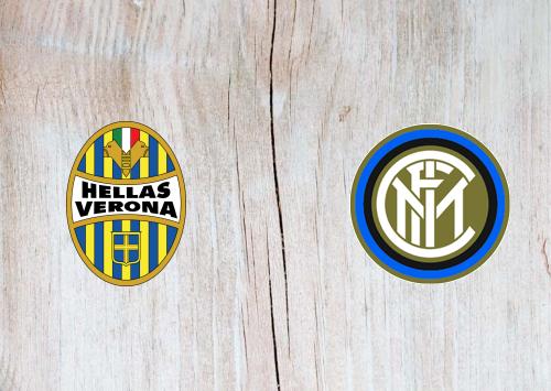 Hellas Verona vs Internazionale -Highlights 09 July 2020