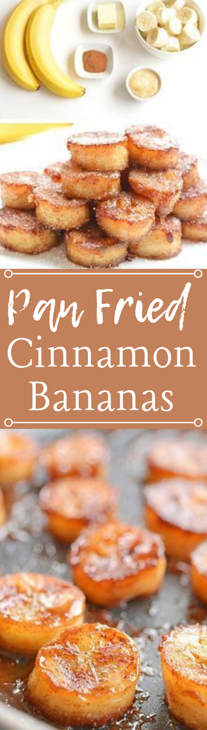 Pan Fried Cinnamon Bananas #diet #healthyrecipe #banana #keto #yummy