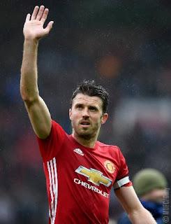 Michael Carrick Jadi Kapten Manchester United