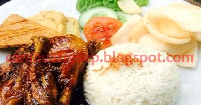 cara membuat ayam bakar madu resep masakan indonesia