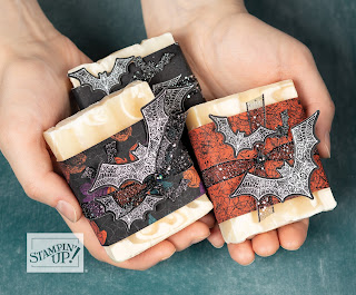 Halloween project by Stampin' Up!