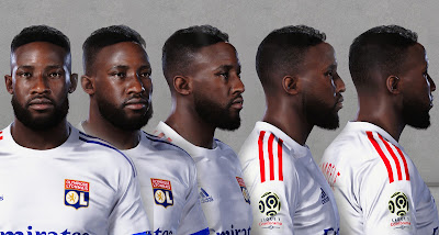 PES 2020 Faces Moussa Dembele by Ultra1312