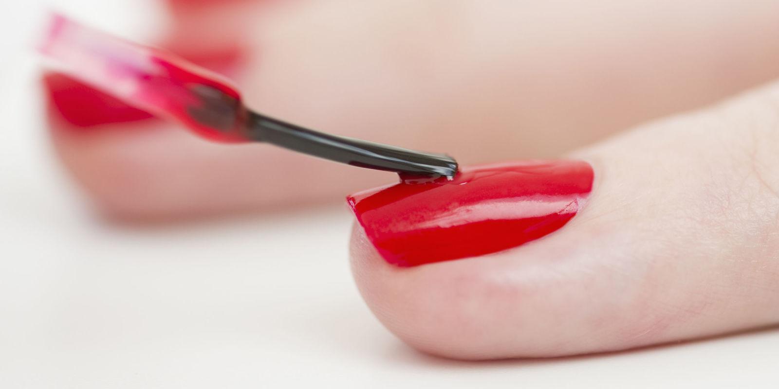 painting nail tips and tricks