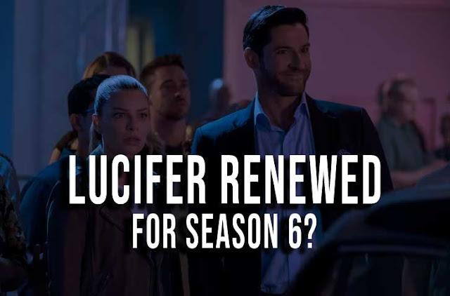 Netflix Renewd Lucifer for Season 6