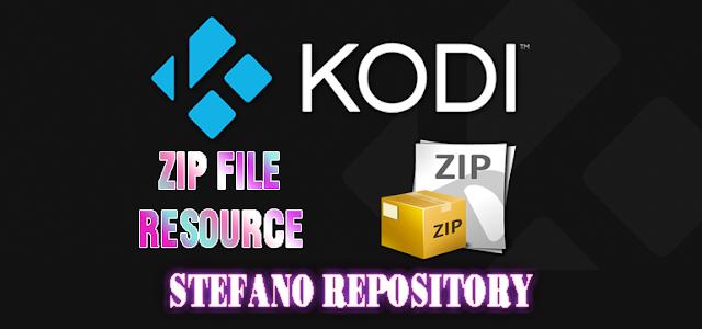 Stefano Repository  Zip File Download & New Url Address