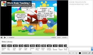 WBT TV, whole brain teaching professional development credit, whole brain teaching, whole brain teaching videos