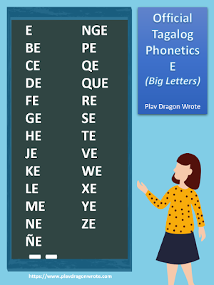 The Official Tagalog ABaCaDa Phonetics in Big Letters - Effective Reading Guide for Kids