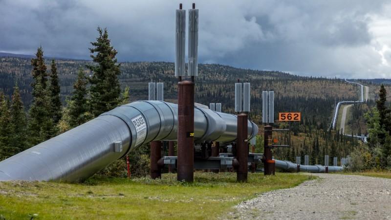 Остановка трубопровода в США