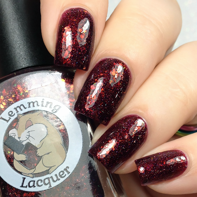 Lemming Lacquer-Pennywise The Dancing Clown