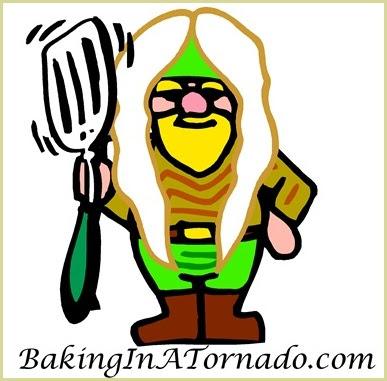 Gnome | graphic designed by and property of www.BakingInATornado.com | #MyGraphics