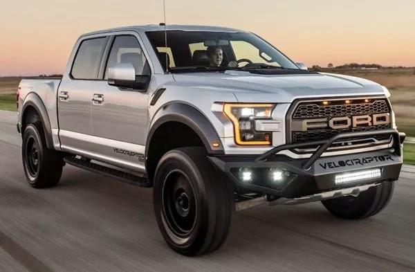Ranger 2019 com Nova Motorização
