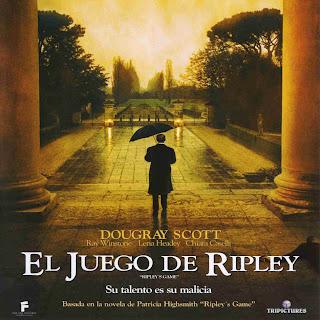 El juego de Ripley – Patricia Highsmith