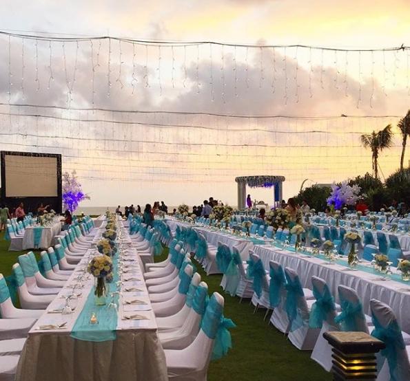 Villa for wedding in seminyak bali : View Beach