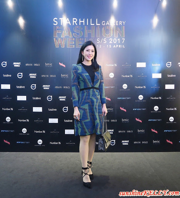 Starhill Gallery Fashion Week Spring Summer 2017
