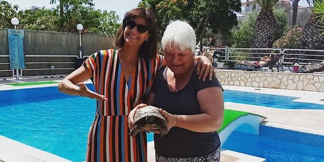 Αργολίδα: Αδιανόητη κακοποίηση χελώνας στο Τολό - Σώθηκε από δυο γυναίκες