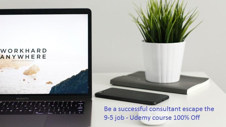 be a successful consultant escape the 9-5