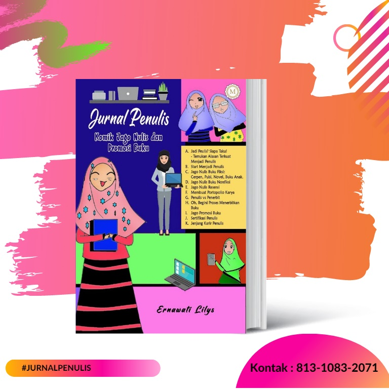 Review Buku Jurnal Penulis Moms Institute
