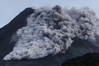 Gunung Raung sebagai tempat Terakhir Maharsi dari Dieng