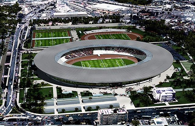 Türkiye'nin En Büyük Futbol Stadyumu - İzmir Atatürk Stadyumu - Kurgu Gücü