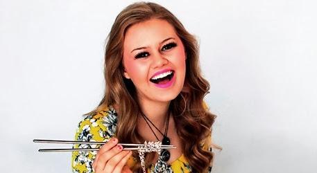 Isabella Weems, joven emprendedora