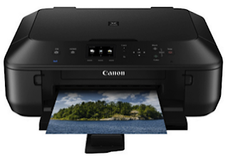 Canon PIXMA MG5550 Driver Download - Windows, Mac, Linux