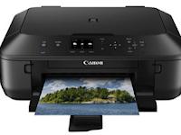 Canon PIXMA MG5550 Driver Download - Windows, Mac, Linux