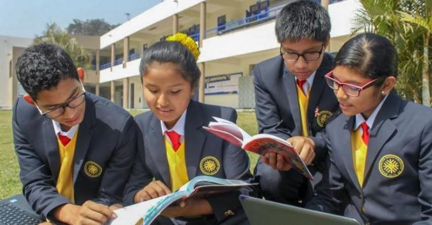 COAR: Los 25 Colegios de Alto Rendimiento mantendrán su alumnado, asegura el Ministerio de Educación
