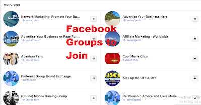 Facebook Groups to Join - List Of Best Facebook Groups To Join