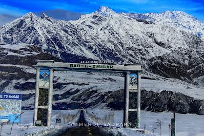 sarfaranga,Gatewway To Shigar Valley (Baab-e-Shigar),Skardu Baltistan