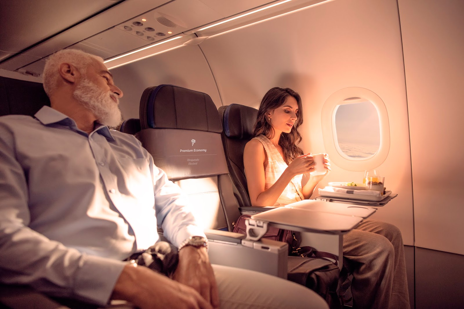 LATAM lanza nueva clase de cabina para vuelos nacionales e internacionales dentro de Latinoamérica