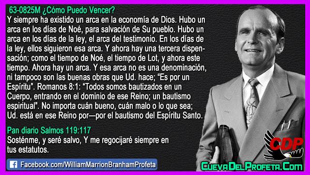 El arca de Dios - William Branham en Español