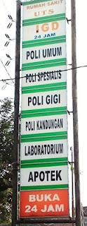 RS Umum Terpadu Surabaya (RS.UTS) - Dokter Spesialis Abgyn/Dokter Spesialis Rehabilitasi Medik/Dokter Spesialis Anestesi/Dokter Spesialis Radiologi/Dokter Umum