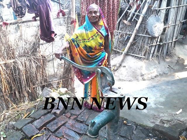 महमदपुर में चापाकल गाड़ने के नाम पर हुई राशि के दुरुपयोग की जांच की मांग