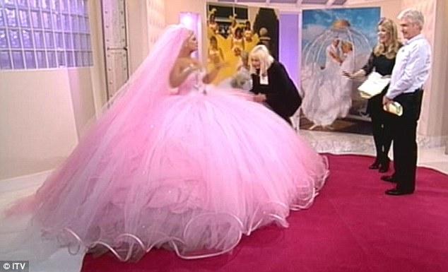 Big Wedding Gowns: Wowing Big Fat Blush Gypsy Wedding Ballgowns