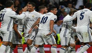 Real Madrid Menuju Rekor Baru