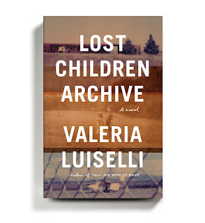 lost childrens archive by valeria luiselli