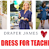 Free Dress For Teachers From Drapper James!