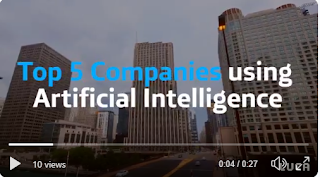 5 Companies using AI.