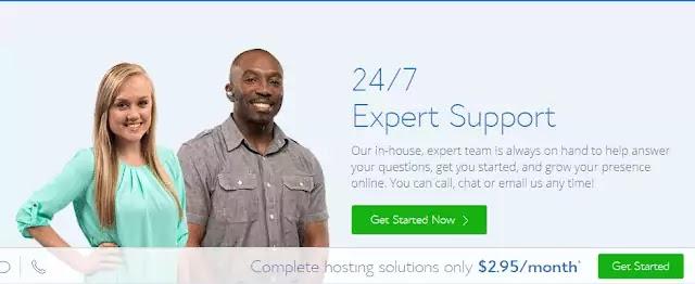 Bluehost Best Web-hosting WordPress