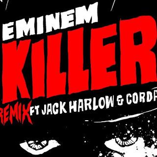 Eminem Feat. Cordae & Jack Harlow - Killer (Remix)