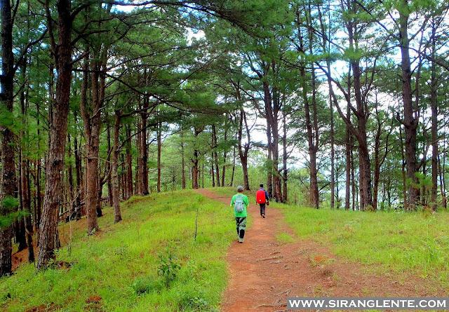 Mt. Ugo itinerary