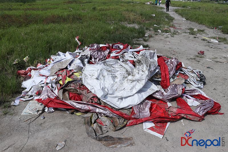 Tinkune Park After BIMSTEC  | Wastage of 65 Lakhs? 4